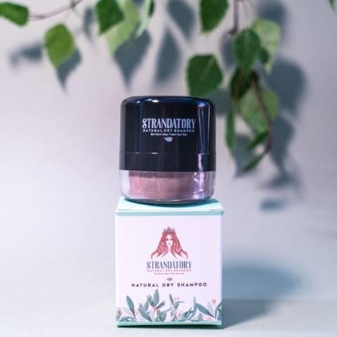 Best Dry shampoo strandatory natural vegan dry shampoo