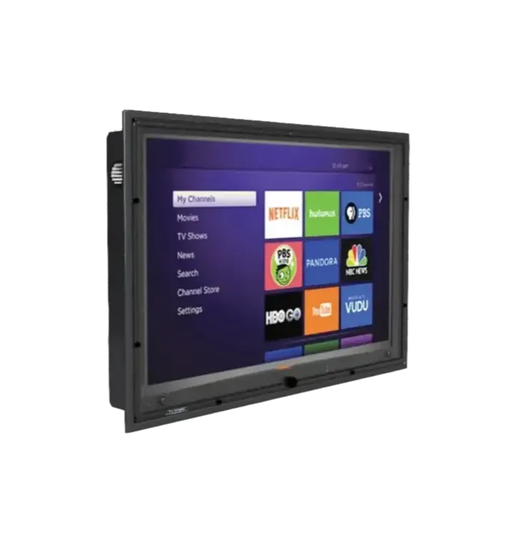 The TV Shield weatherproof Plasma TV cabinet