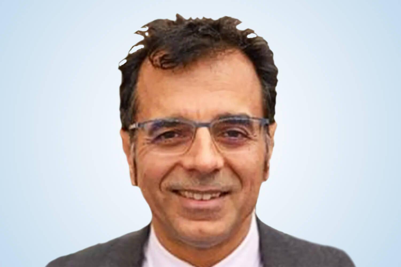 Image Of Professor Ajit Lalvani