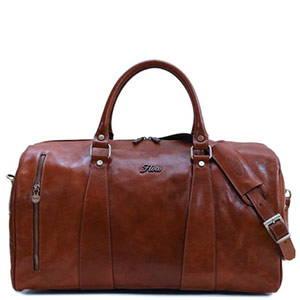 Italian Leather Travel Bags for men