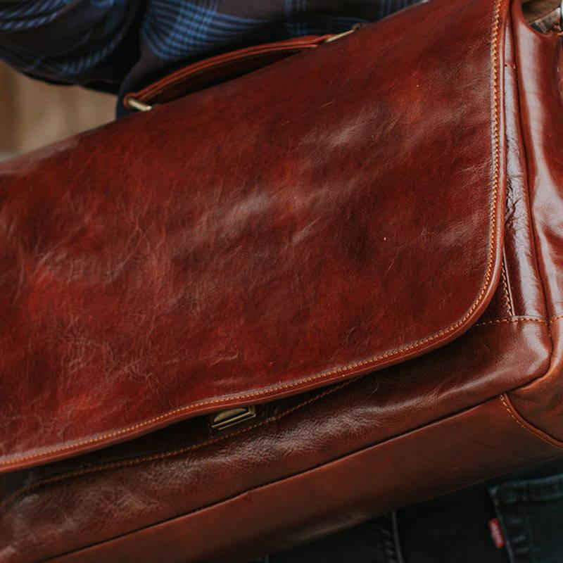 Floto Italian Leather Bag Care