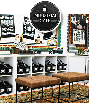 Industrial Cafe Classroom Collection