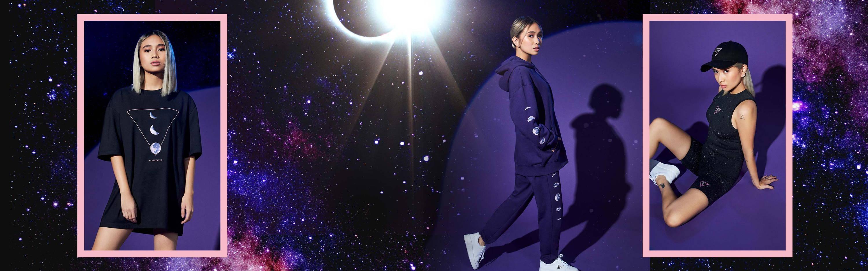 GUESS Originals x Niki 'Moonchild' launch for womens apparel