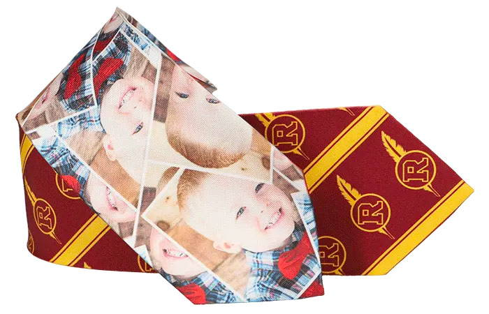 Dye Sublimation Ties