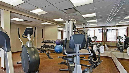 Blackstone Mountain Resort - Fitness Centre