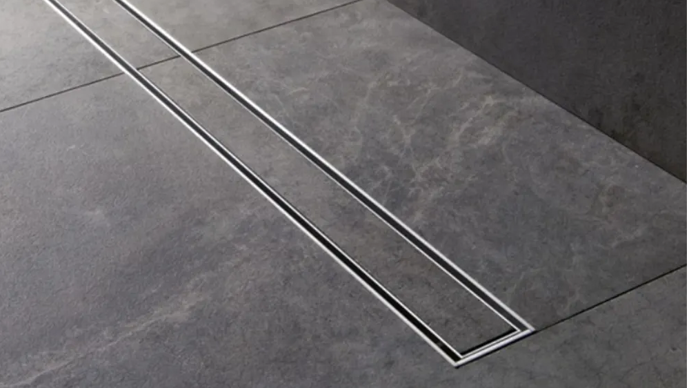Linear shower drains are modern designed drain that works perfectly with the Wondercap Puddle flange system