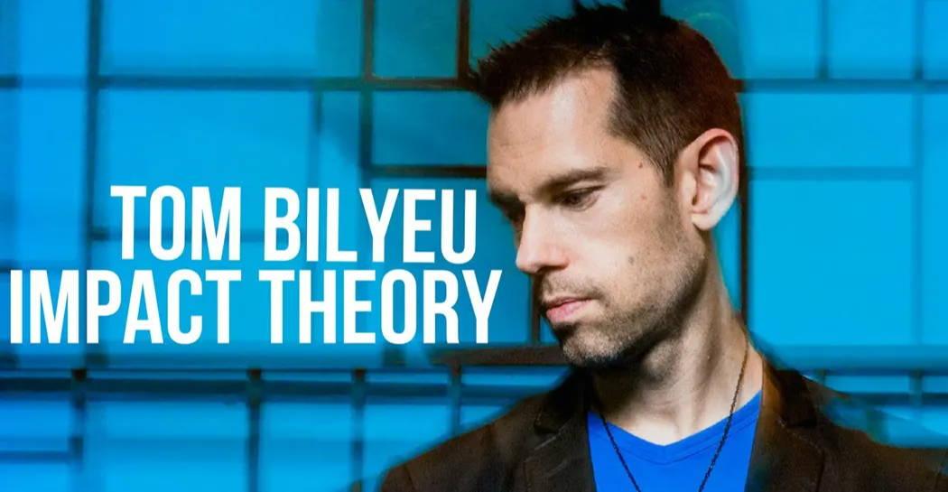Photo of Tom Bilyeu from Impact Theory