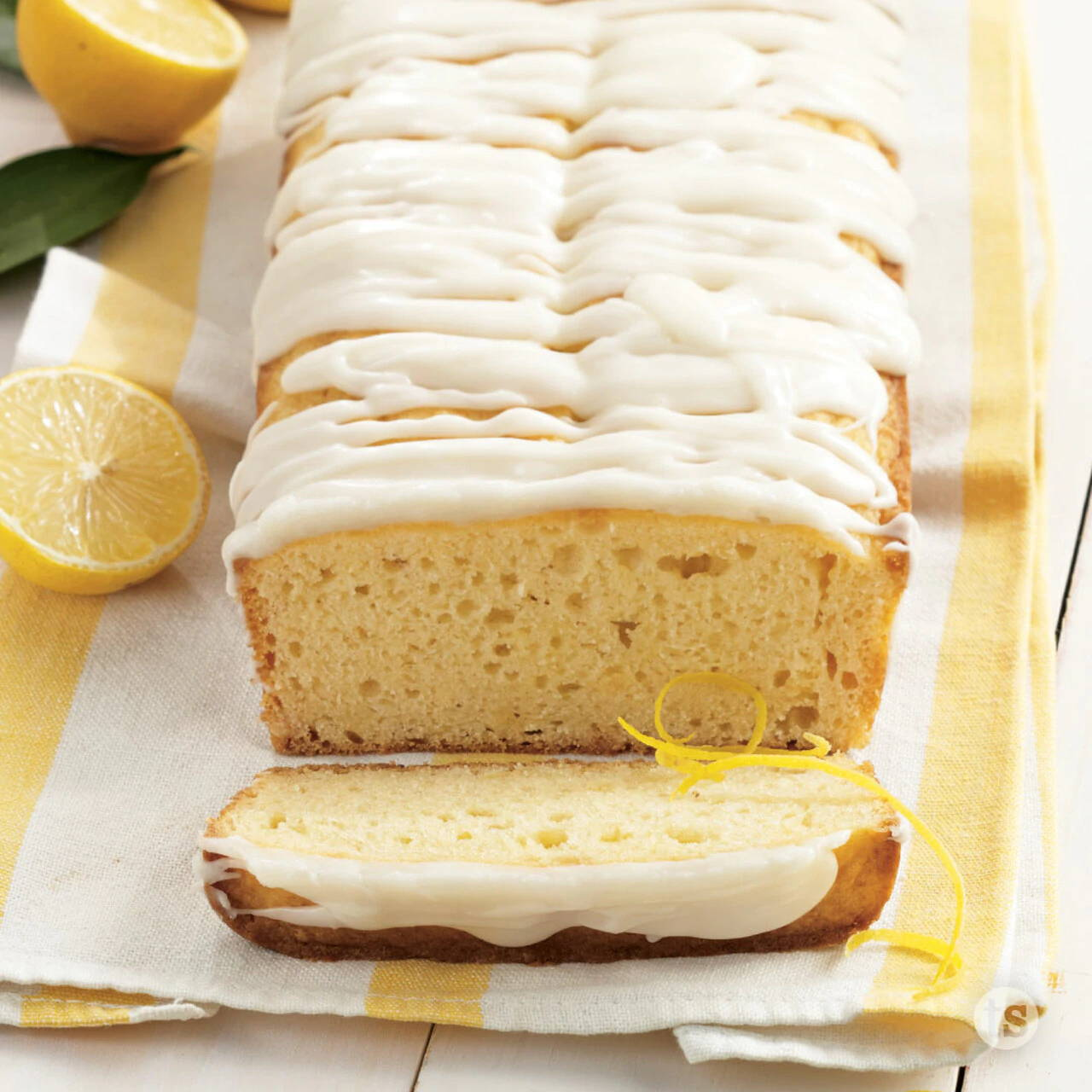 Sunny Lemon Pound Cake & Icing Mix