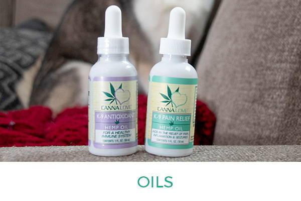 CannaLove™ Oils