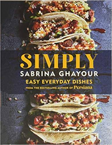 Simply cookbook cover