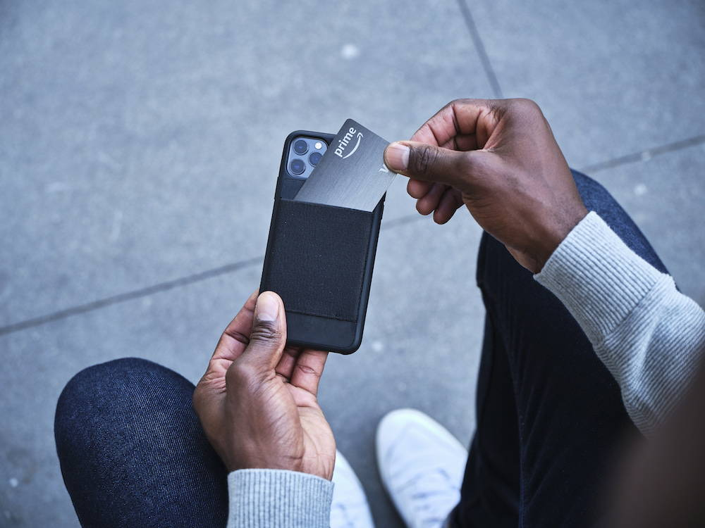 Instant Access to Cards and Cash, Faster than iPhone Folio Case