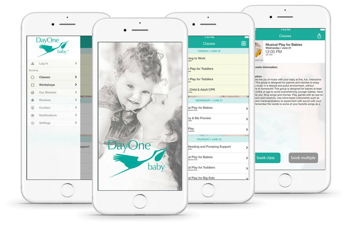 DayOne Baby App