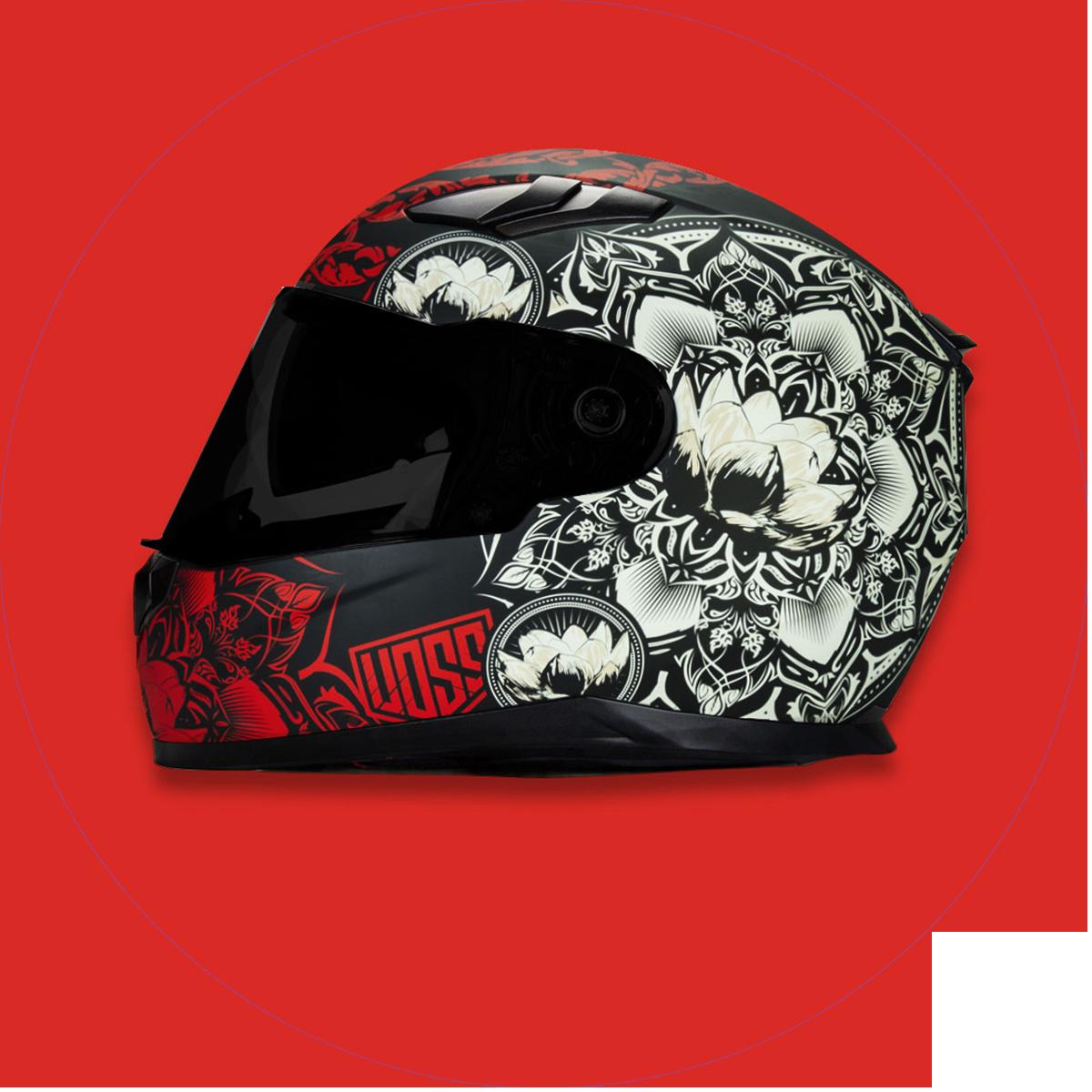 Half Helmets Meddium
