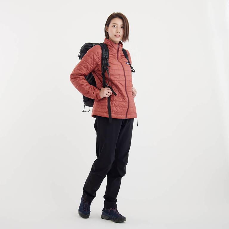 patagonia(パタゴニア)/ナノパフジャケット/レッド/WOMENS