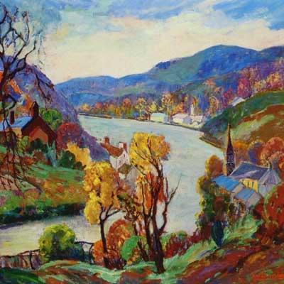 Pennsylvania Impressionism Art