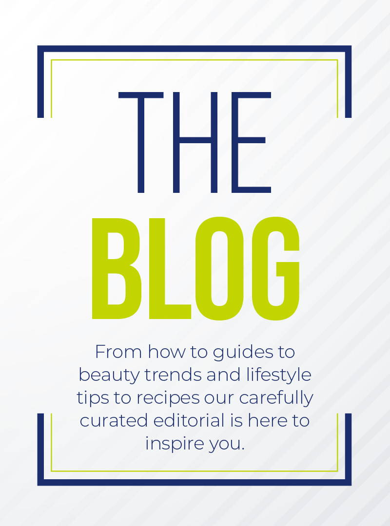 Blog Contents Page - Curated Editorial to Inspire You