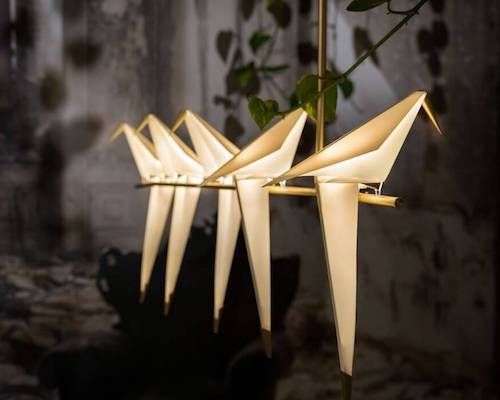 Moooi Perch Linear Pendant