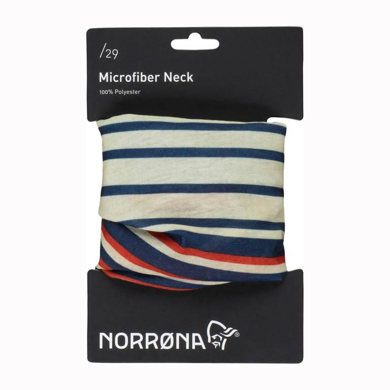 NORRONA(ノローナ)/29 マイクロファイバーネック/ホワイト/UNISEX