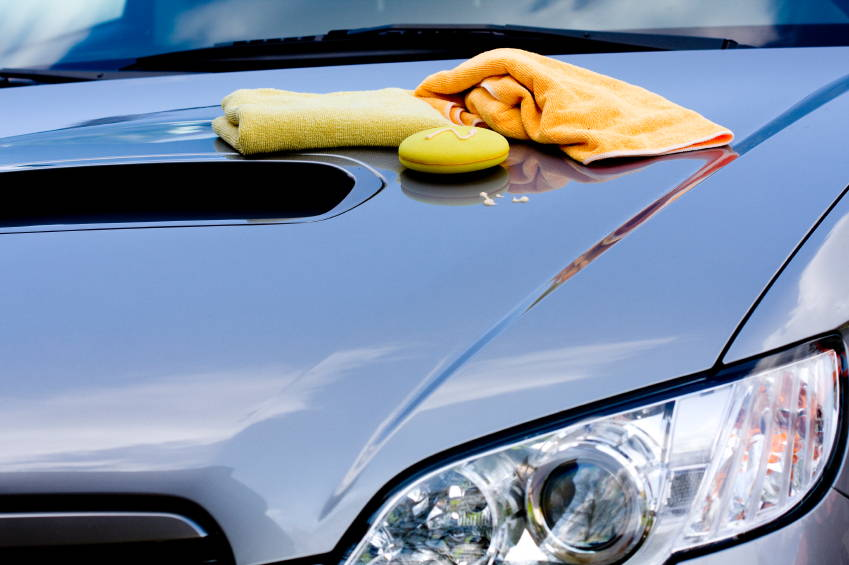 Once your car is all cleaned up to perfection the next step is to protect it! We offer a full line of exterior waxing and coating options depending on the needs of your vehicle.
