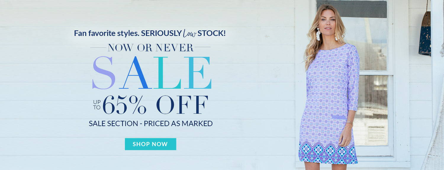 Shop The Cabana Life Sale: Up To 65% Off!