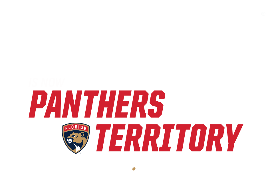 Koffee Kult is now Florida Panthers territory