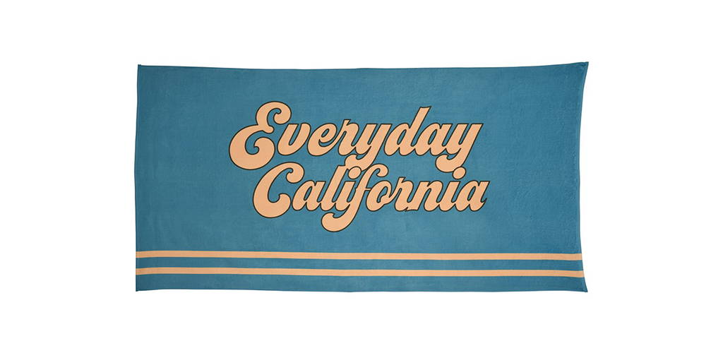 Holiday gifts towels