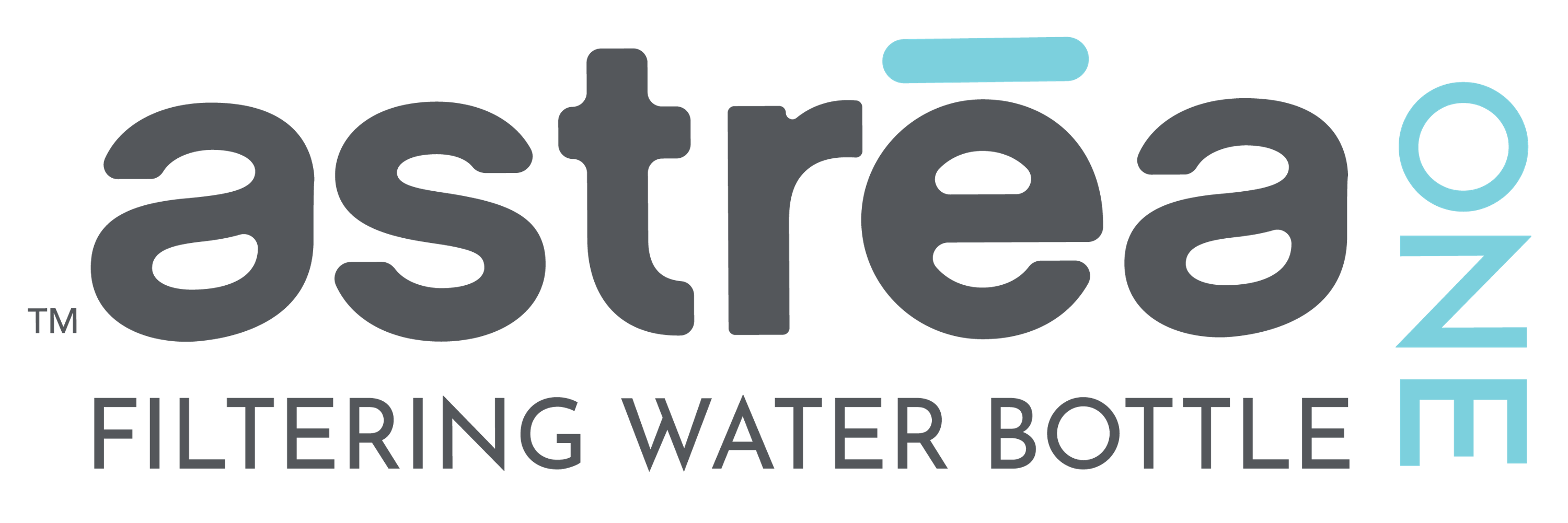 astrea water bottle with filter