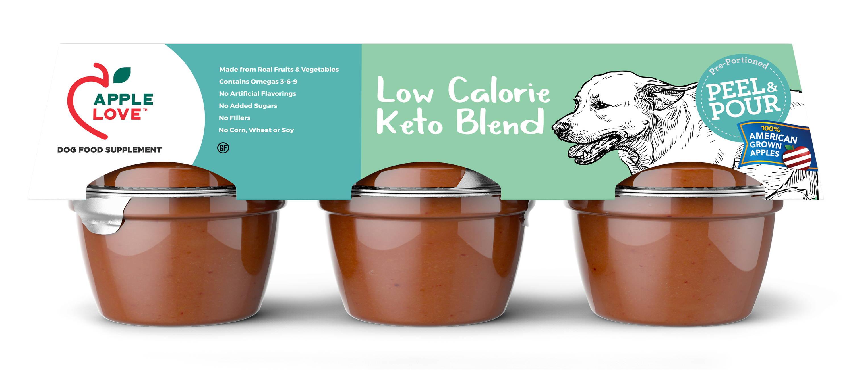 AppleLove Low Calorie Keto Blend