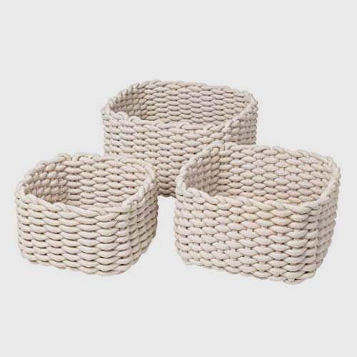 Blomus Corda Square Baskets