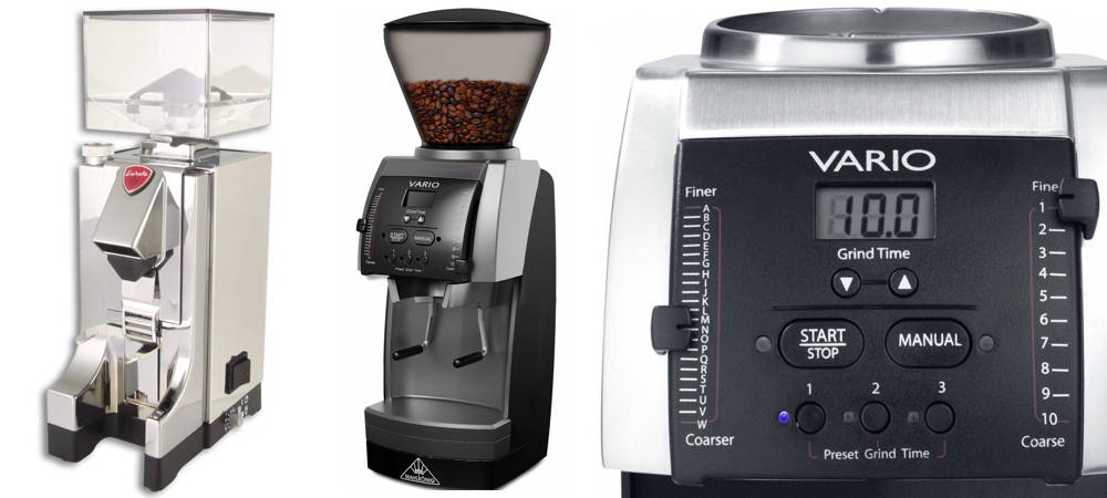 Kaffeemühle Eureka Mahlkönig