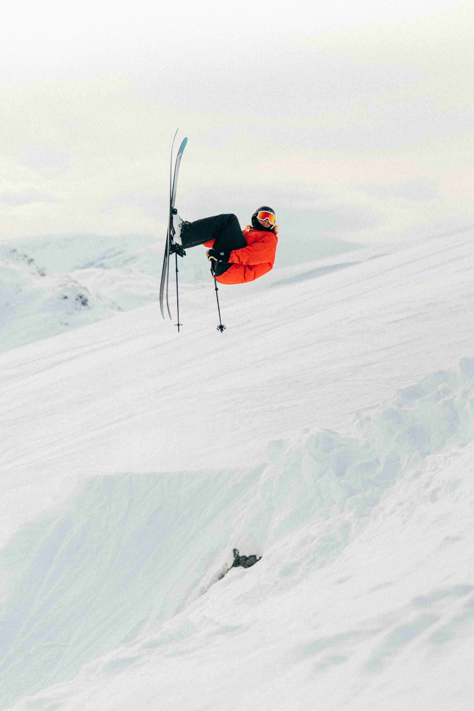 SGN skis rakkar jibbeski