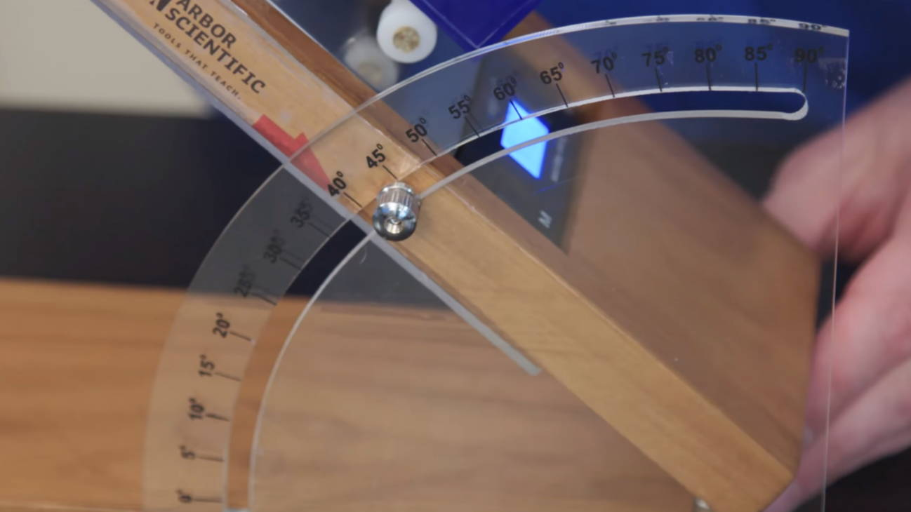 Measuring Forces on an Inclined Plane – Arbor Scientific