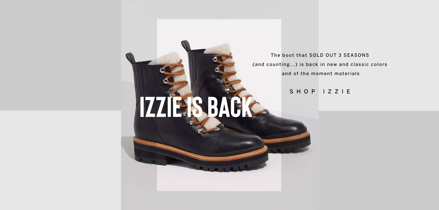 Shop Izzie