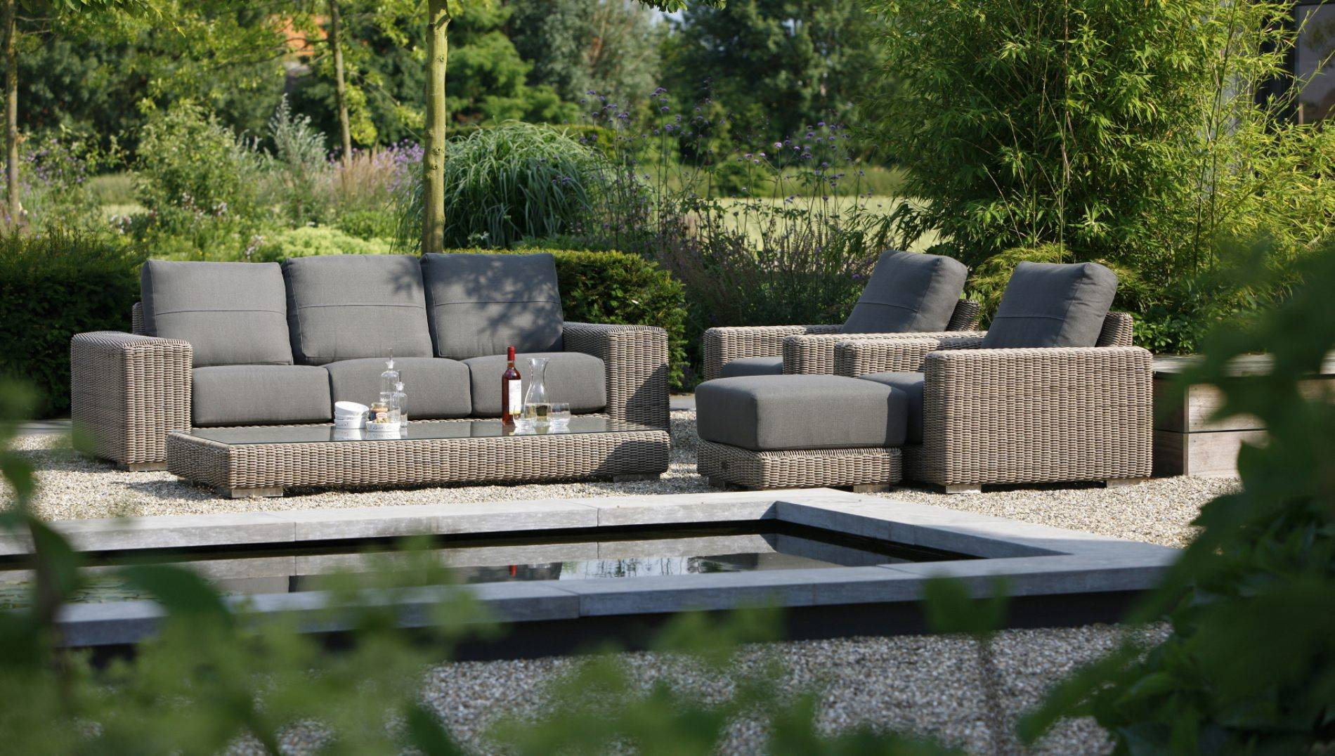 The Outdoor Collection  Garden Furniture  LuxDeco.com