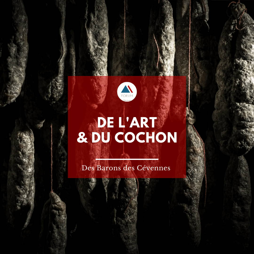 Jambon haut de gamme français