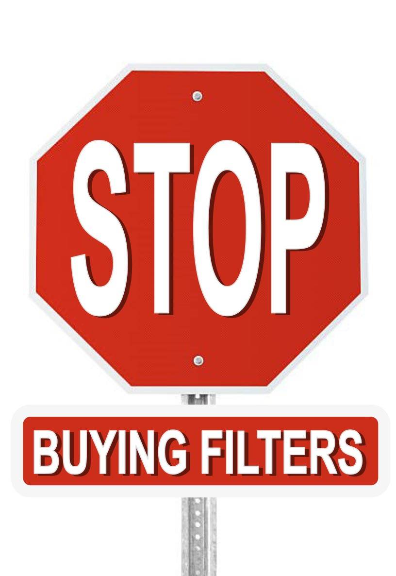 Stop Buying Disposable Air Filters