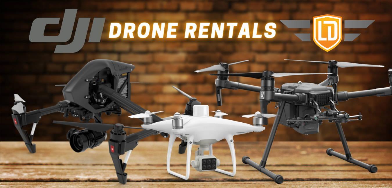 DJI Drone Rental Company