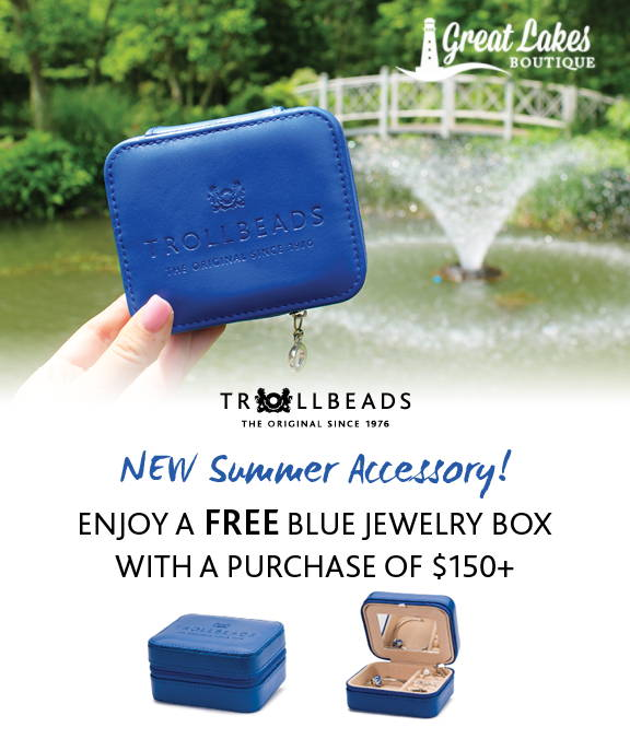 Get a Free Trollbeads Spiritual Ornament Today Only – Great Lakes
