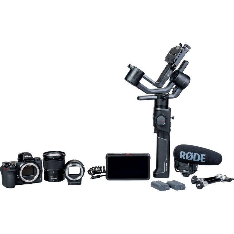 Nikon Z6 Filmmaker's Kit - Trade In Up