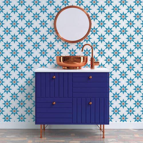 Tempaper Soleil Wallpaper
