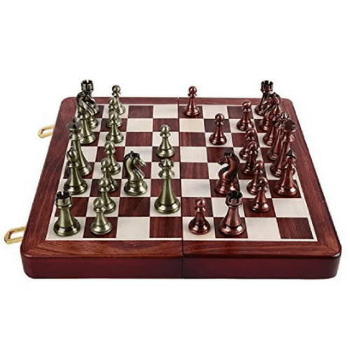 Chess Board Attache Case