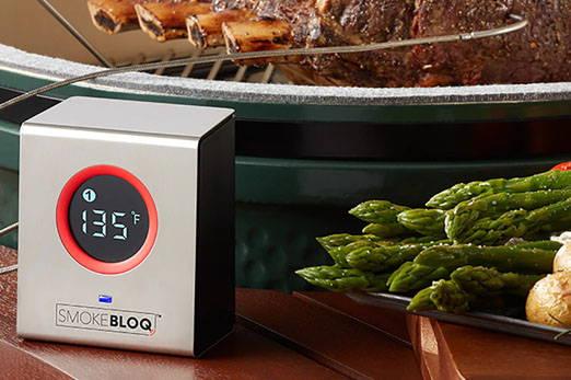 SmokeBloq BBQ Wi-Fi Meat Thermometer