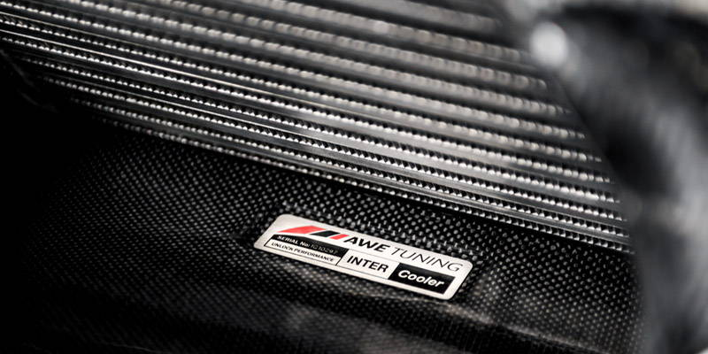 AWE TUNING INTERCOOLER