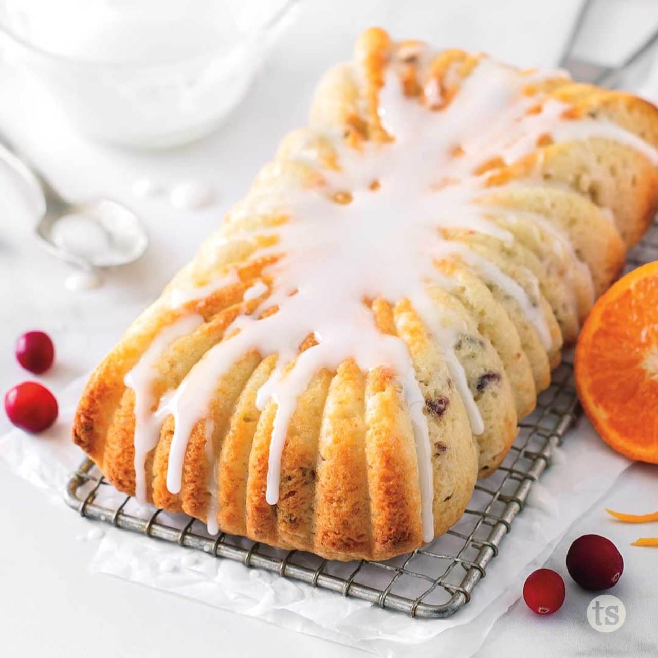 cranberry orange bread mix