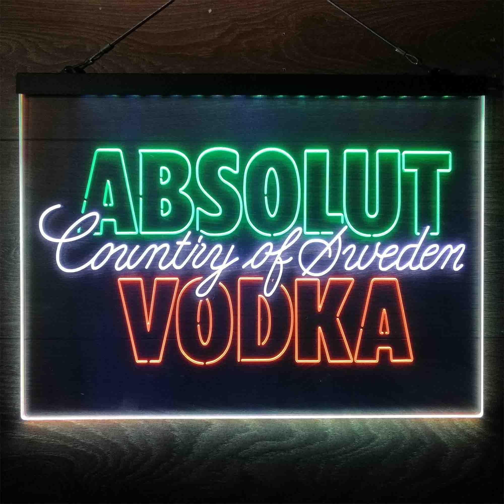 vodka neon signs