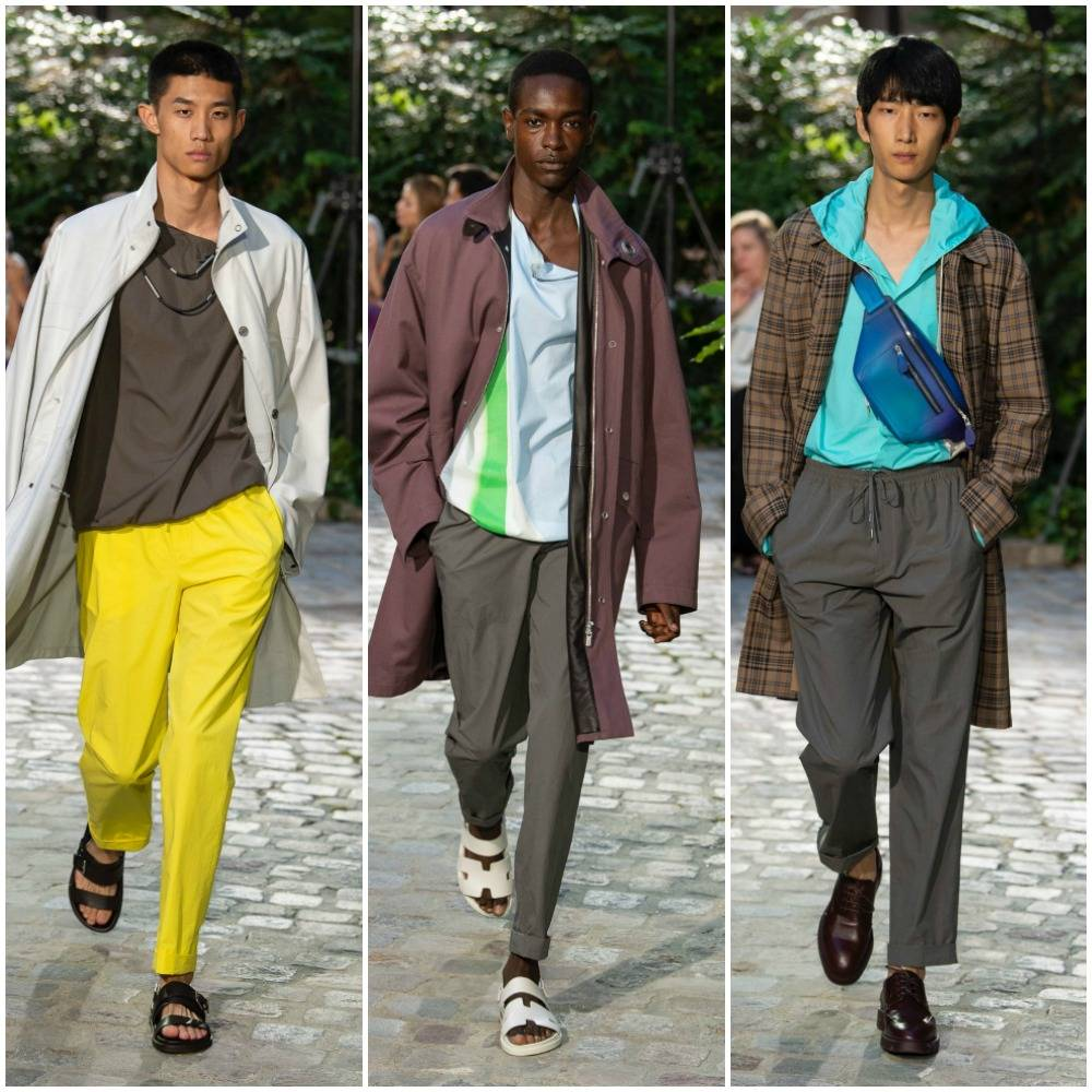 Spring Summer 2019 Forecast Men S Wear Is Classy Casual