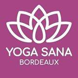 Logo Yoga Sana Bordeaux