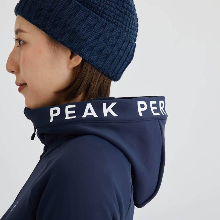 PeakPerformance(ピークパフォーマンス)/ライダージップフード/ネイビー/WOMENS