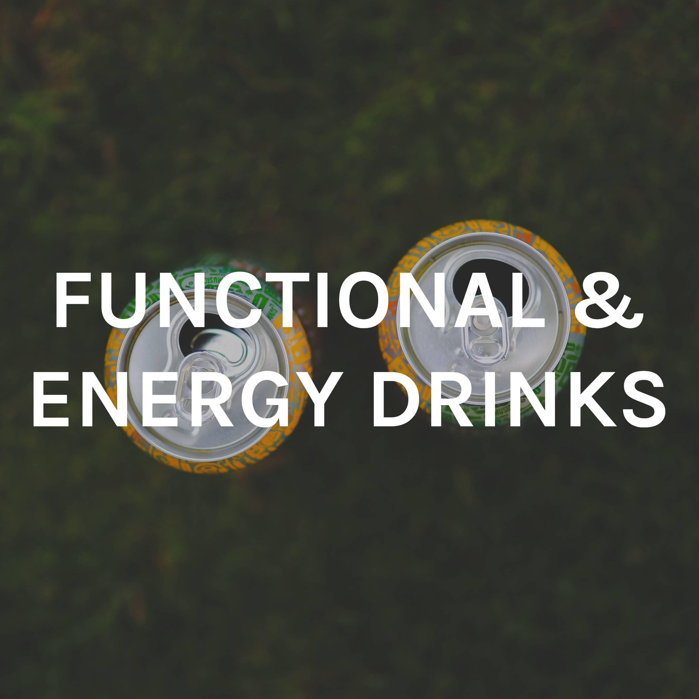 Function & Energy Drinks