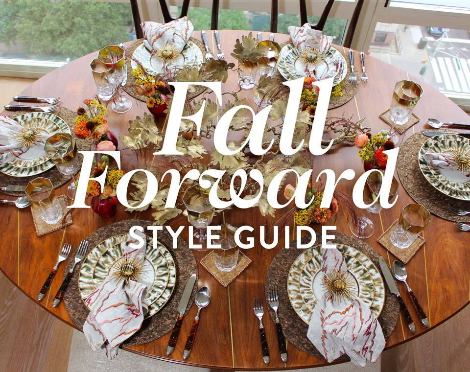 Fall Forward Style Guide